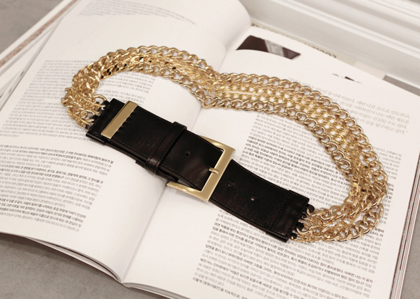 four chain belt
