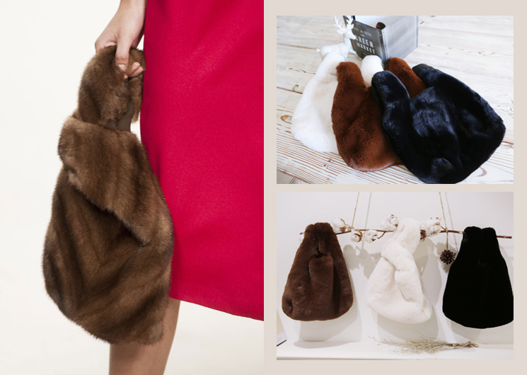 season fur bag