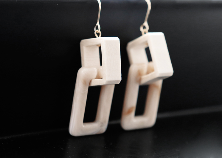 double square earing