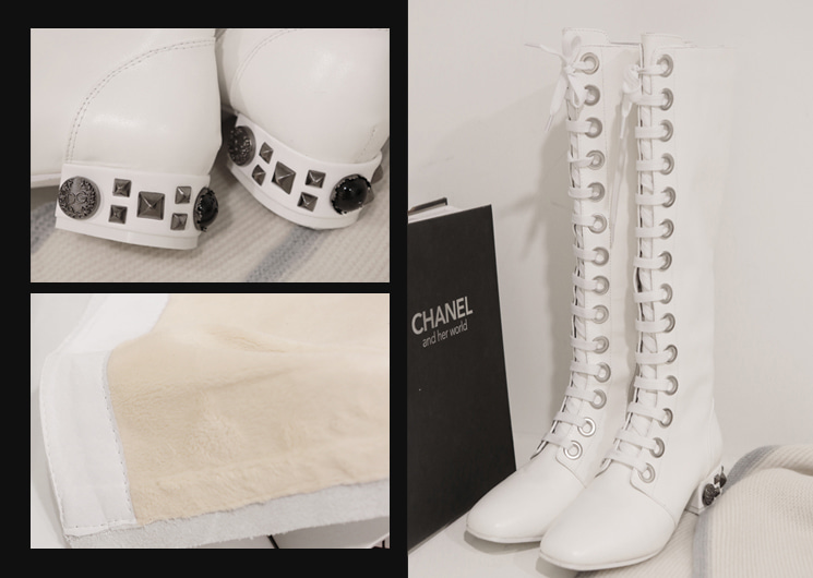 dolce long boots
