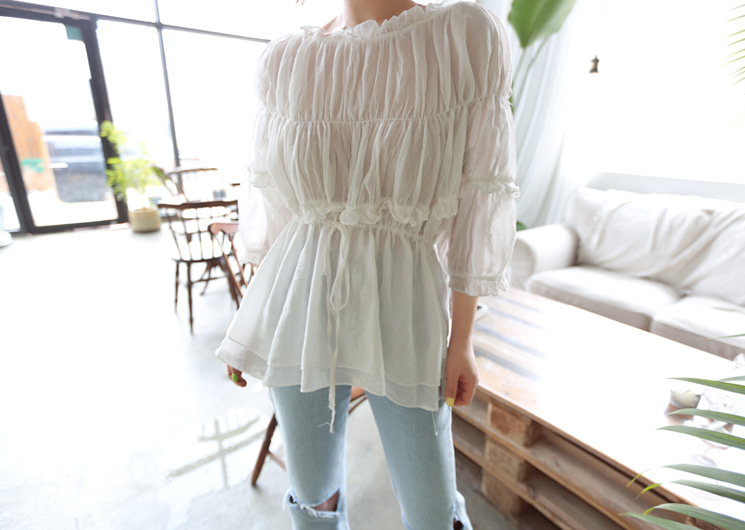 [SALE] blair blouse