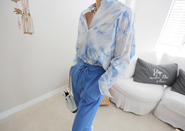 color marble shirt