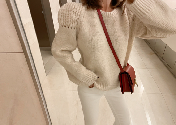 puff daily knit