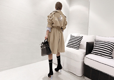 lexi trench-coat